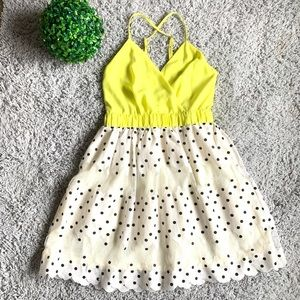 HOMMAGE from L.A. Polka Dot Dress